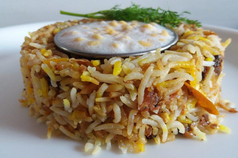 Bangladeshi Kacchi Biryani Recipe