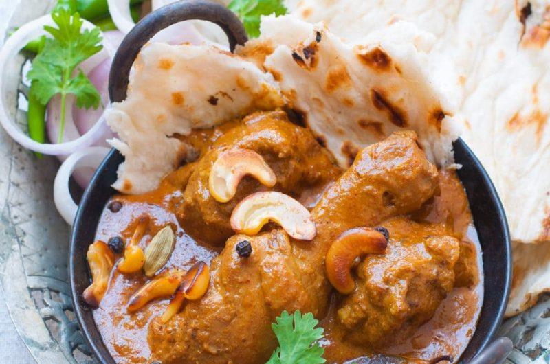 Chicken Korma Recipe, Authentic Indian Chicken Korma