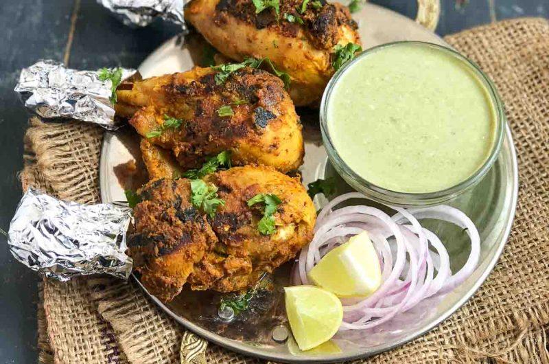 Murgh Tangdi Kabab Recipe | How to Make Chicken Tangri Kabab