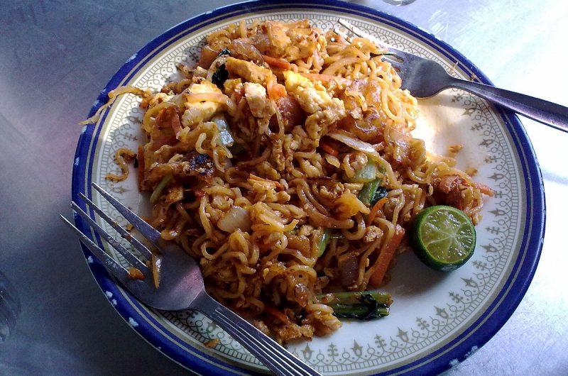 Maggi Mee Goreng Recipe | How to Make Maggi Mee Goreng