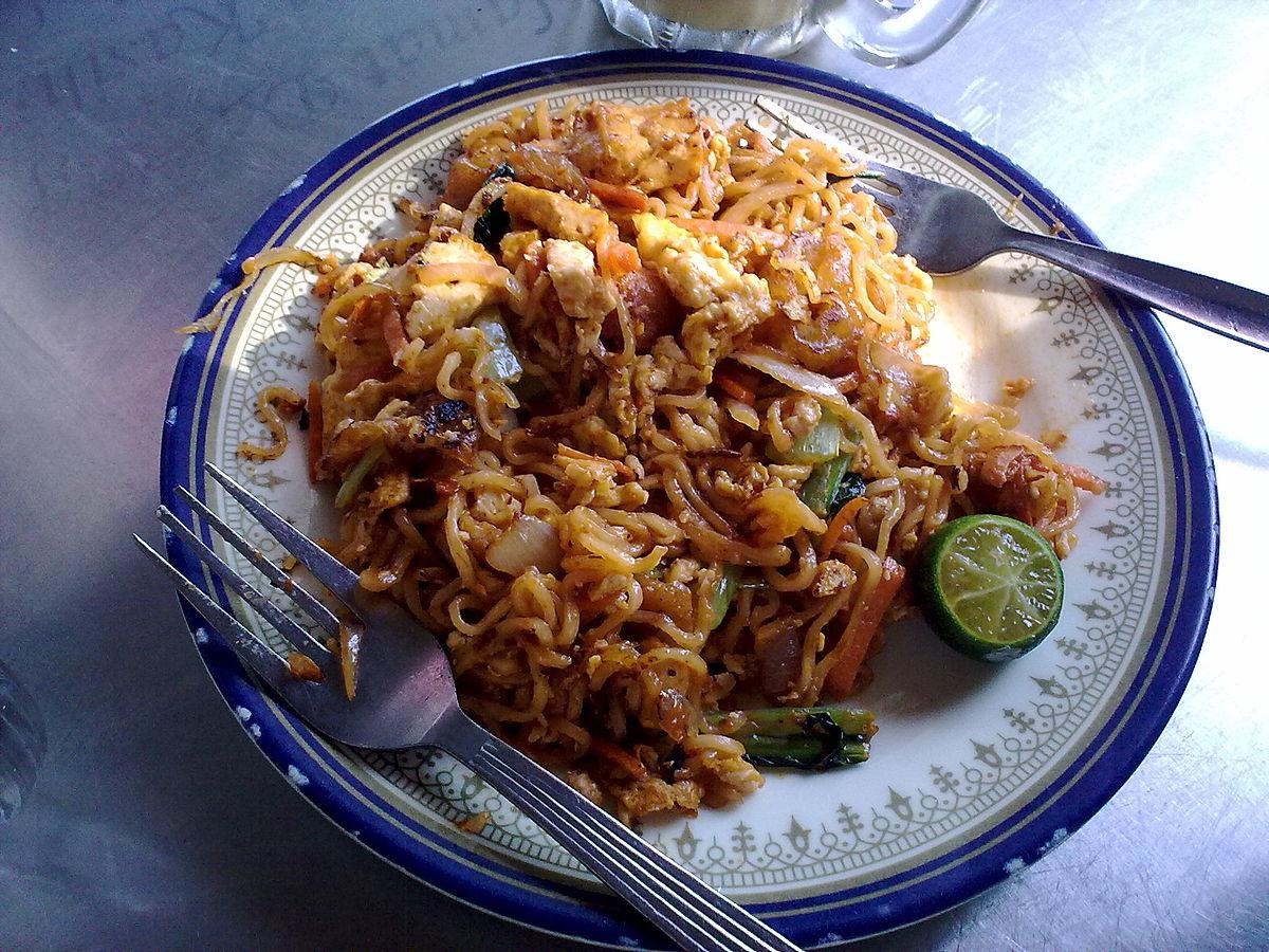 Maggi Mee Goreng Recipe