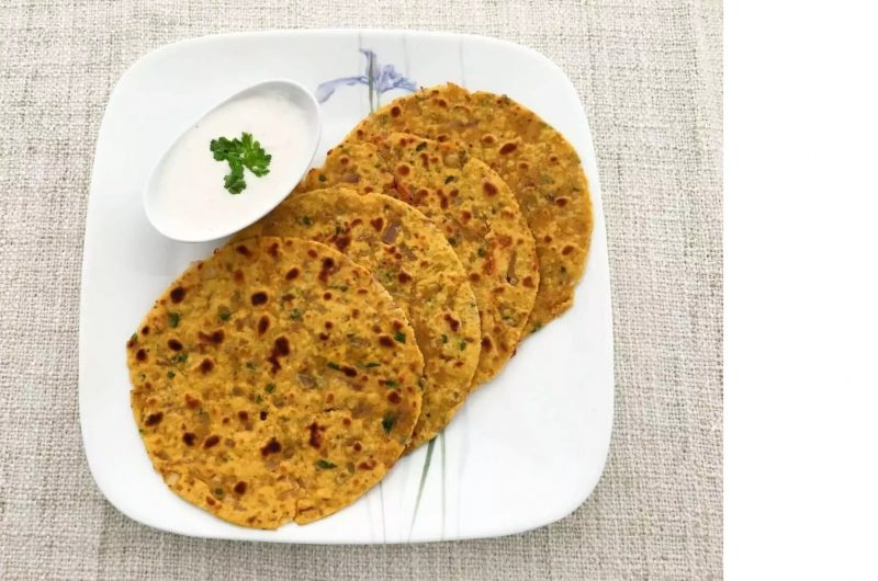 Punjabi Missi Roti Recipe | How to Make Missi Roti