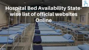 Hospital Bed Availability