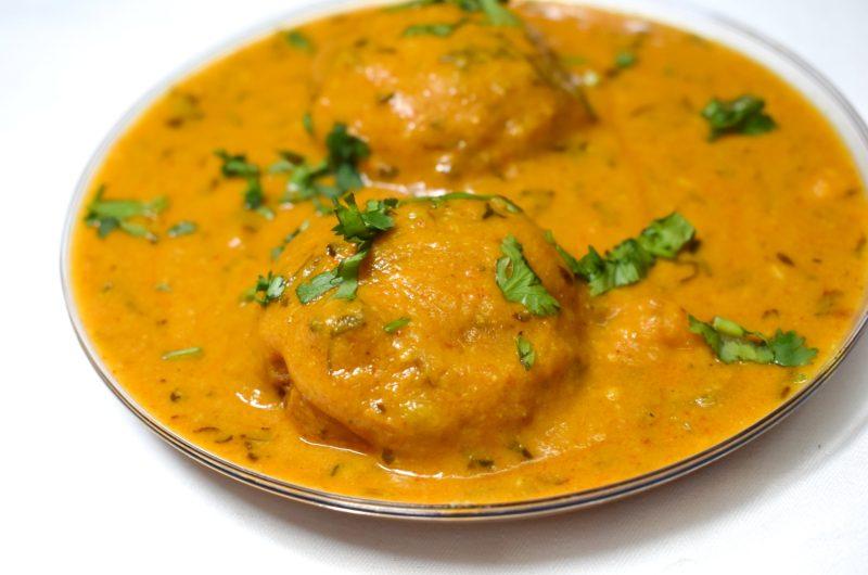 Aloo Kofta Recipe | How to make Aloo Kofta